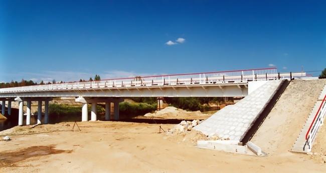 2001 Мост через реку Улу-Юл (Первомайское - Улу-Юл, Томская область) - 139м