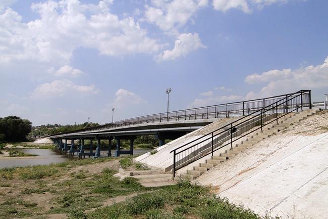 2009.08.01 Мост через реку Сура (Алатырь) - 209м