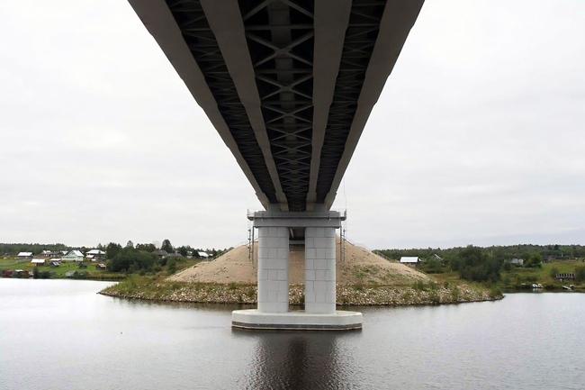 2004.10.19 Петропавловский мост (через реку Шексна, Иванов Бор) - 340м