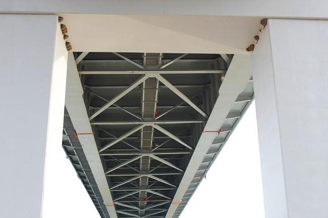 2011.11.11 Мост через реку Маныч (ст. Манычская) ~300м