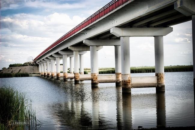 2002 Мост через реку Аксай (Большой Лог - Старочеркасск) - 271м