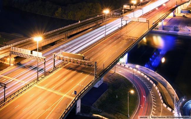 2000 Дорогомиловский автодорожный мост (Москва) - 790м
