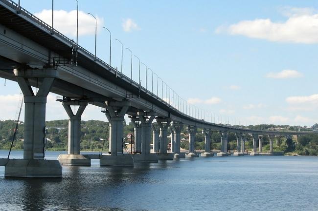 2000.12.16 (2009.10.16) Саратовский мост (через реку Волга, Пристанное) - 2351м
