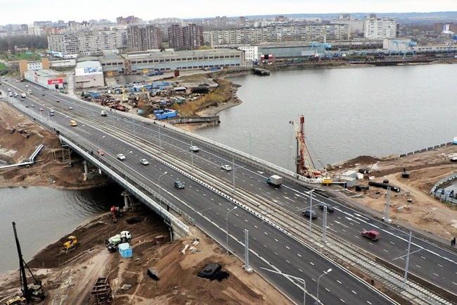 2011.11.04 Мост через реку Ягорба (Череповец) - 123м