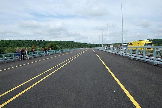 2012.06.27 Мост через реку Воронеж (2-ой переезд, на 499 км М-4 «Дон») - 358м