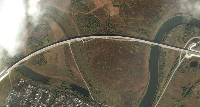 2008.10.27 Мост через реку Тура (Туринск) - 2000м