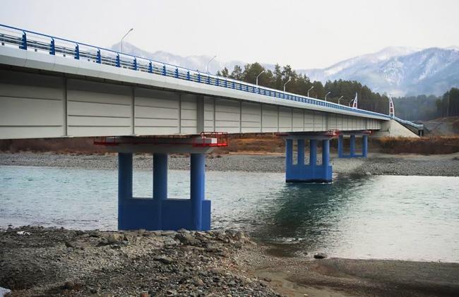 2010.11.17 Мост через Катунь (Усть-Сема) - 309м