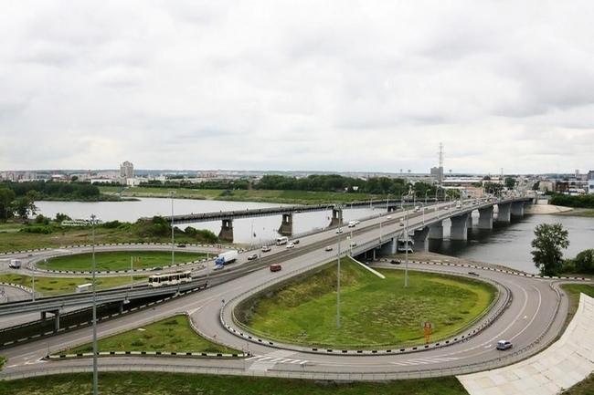 2006.10.16 Кузнецкий мост (через Томь, Кемерово) - 638м