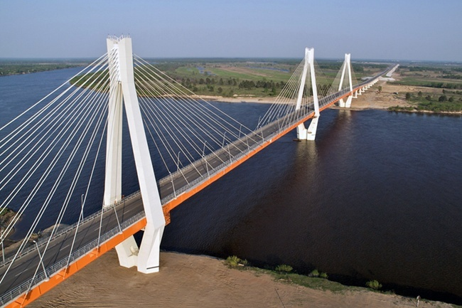 2009.10.01 Муромский мост (через реку Ока) - 1394м