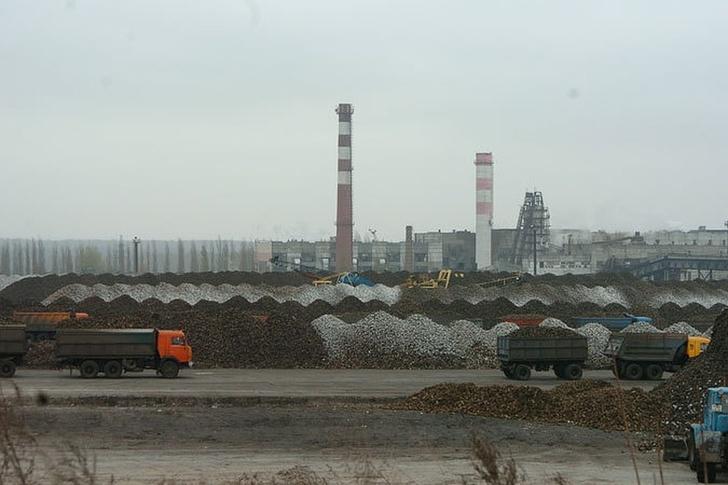 Золотухинский сахарный завод
