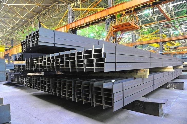 ПАО «ЧМК» освоило производство 7-х новых профилеразмеров двутавровой балки для Европейского рынка