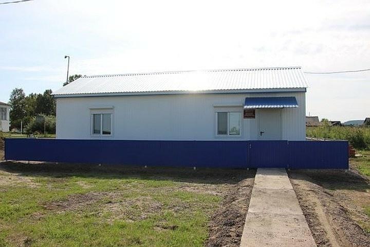 ФАП в деревне Елисеевка Фото: министерство здравоохранения Красноярского края