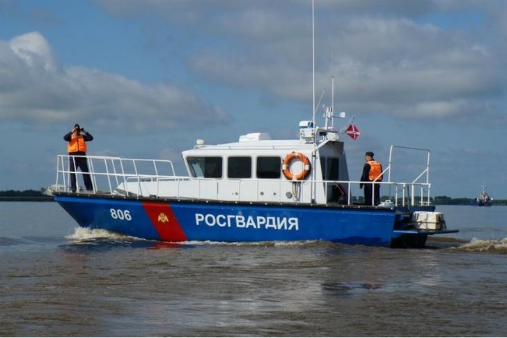 В Хабаровске завершилось тактико-специальное учение с дивизионом катеров, спецназом и авиацией Восточного округа Росгвардии
