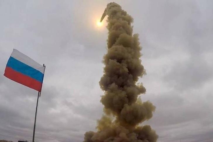 ВКС успешно испытали новую противоракету системы ПРО