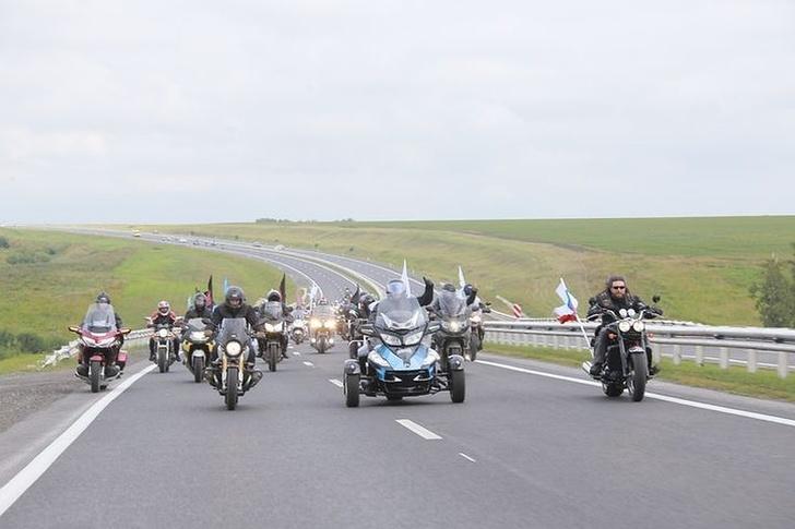 Первую в Сибири скоростную магистраль открыли в Кузбассе