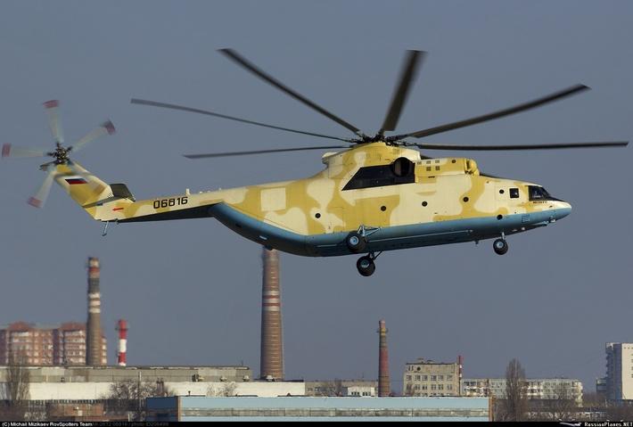 Ми-26Т2 для Алжира и Ми-35М для Боливии