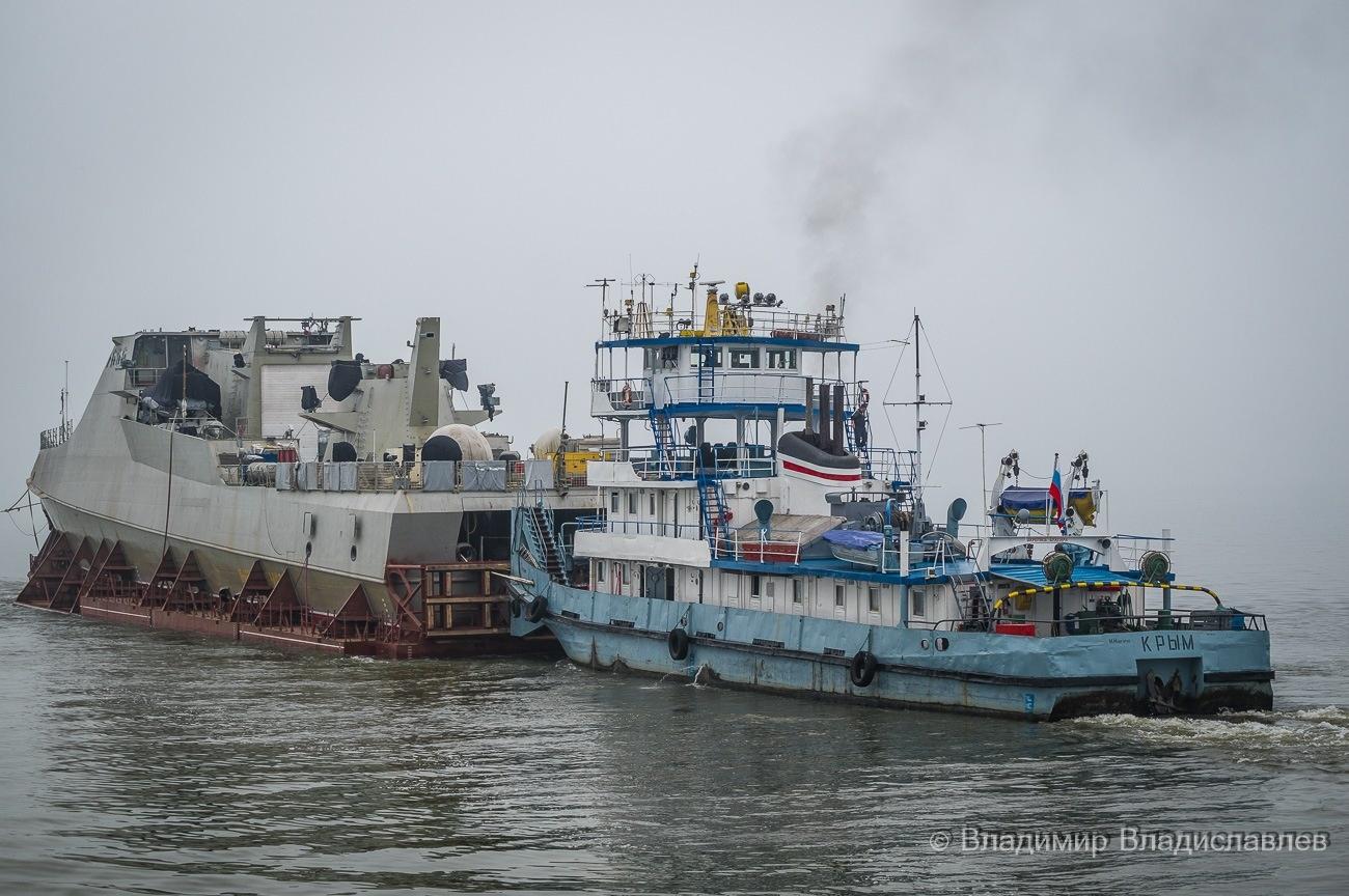 Кораблі ВМФ Росії супроводжують фрегати НАТО, які прямують до Одеси - Цензор.НЕТ 1326