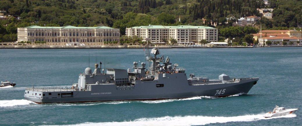 Россия разместит в оккупированном Севастополе три новейших боевых корабля - Цензор.НЕТ 9136