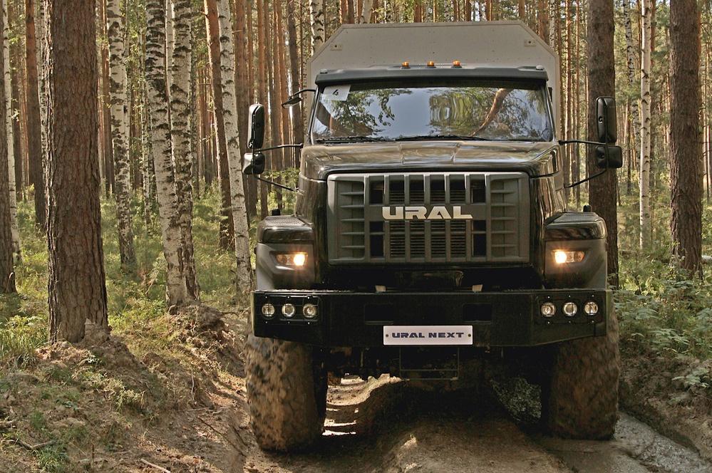 Новый Ural Next покоряет западные рынки
