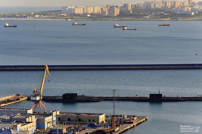 фото подводных лодок в новороссийске