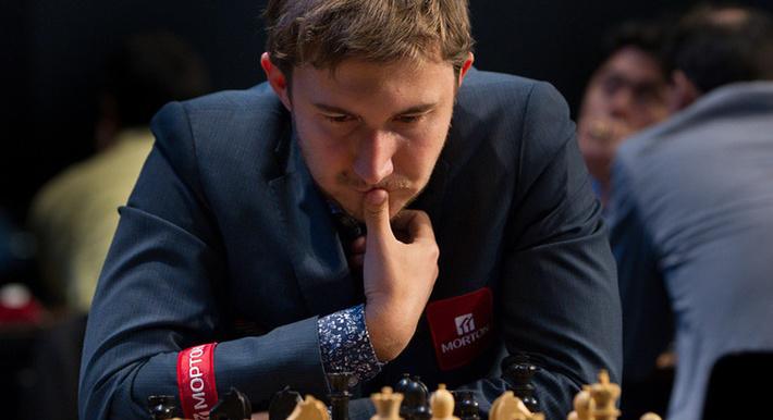 Карякин выиграл шахматный Турнир претендентов