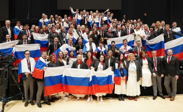 Российская команда заняла первое место на чемпионате Европы по профессиональному мастерству EuroSkills Graz 2021