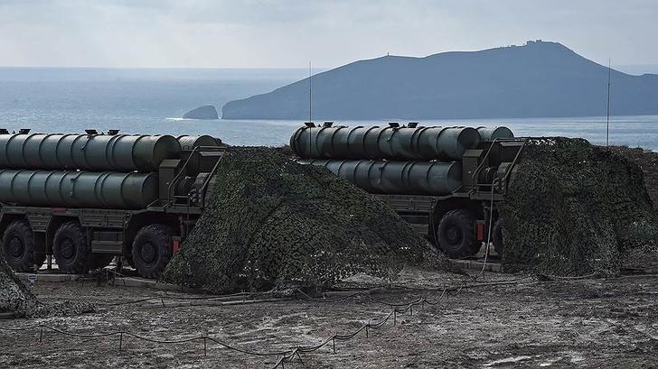 Военные завершили испытания предназначенного для Крыма комплекса С-400