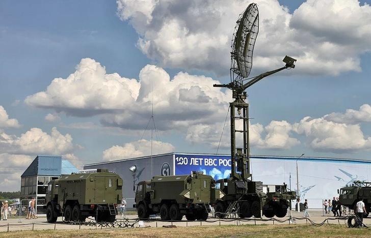 В войска Центрального военного округа поступила РЛС «Каста 2-2»