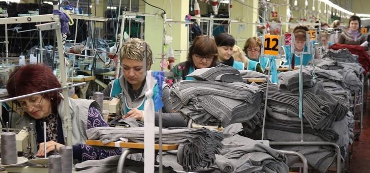 Российская компания «Шарм Премьер» открыла швейный цех в Белоруссии