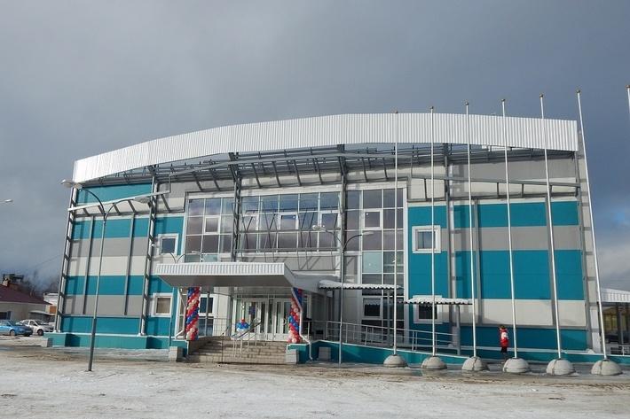 В Мурманской области открыт новый бассейн