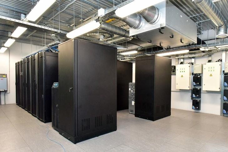 В Кольской ГМК создали современный дата-центр