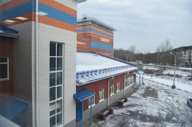 МЧС России в Удмуртии открыло новый учебно-тренировочный центр