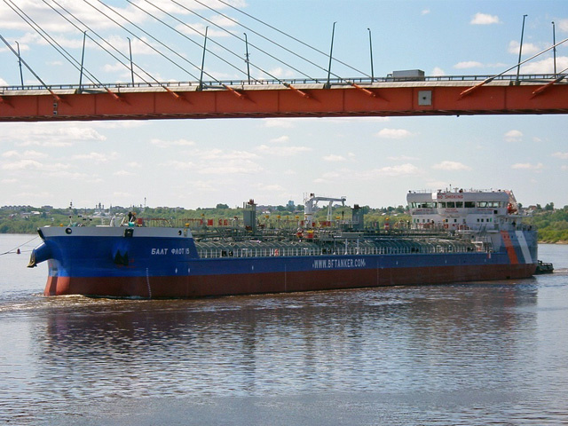 Источник фотоматериала - сайт Водный транспорт, автор фотографии Александр Зыков