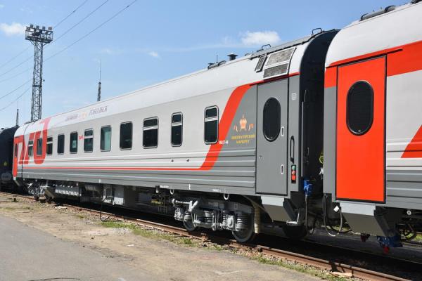 Трансмашхолдинг изготовил 6 вагонов повышенной комфортности для Свердловской пригородной компании