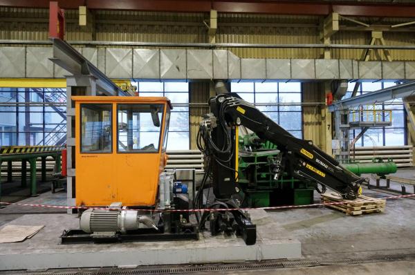 Уралэлектромедь модернизирует оборудование по переработке цветного лома