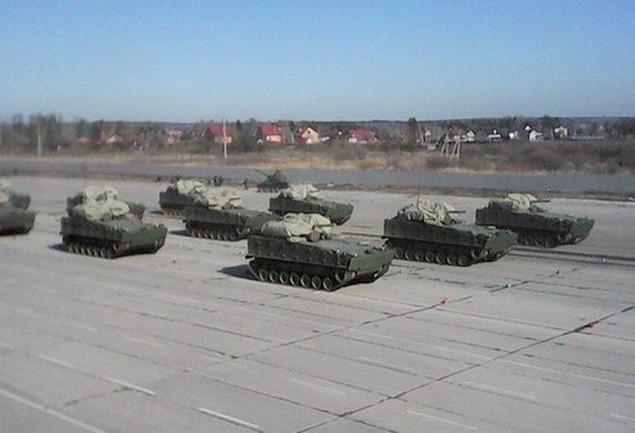 """Украинская армия получила первую партию бронемашин """"Свитязь"""", - """"Укроборонпром"""" - Цензор.НЕТ 4434"""
