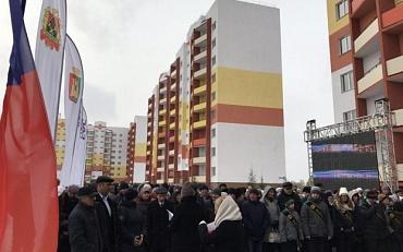 В Кемеровской области 970 семей в один день получили новые квартиры, в том числе в рамках программы по расселению аварийного жилья