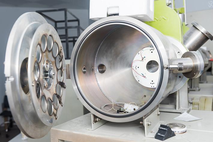 Ускорительная установка для ионов высоких энергий
