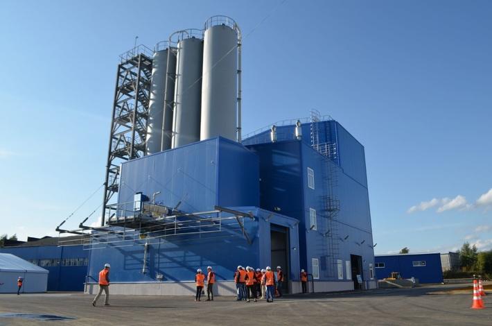 Компания «Сибелко» открыла свой первый в России цех по измельчению минералов