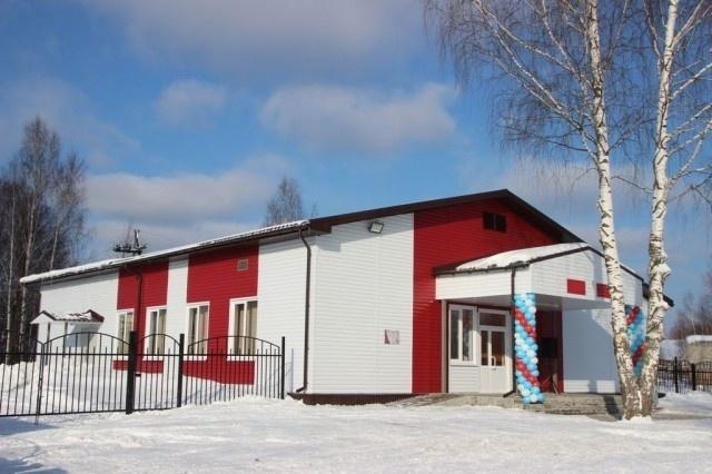 Новый Дом культуры появился в деревне Хахалы Нижегородской области