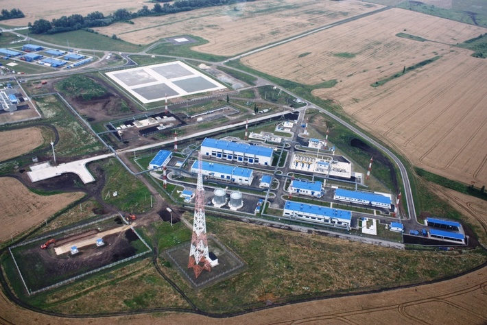 КТК завершил строительство всех объектов проекта расширения в Краснодарском крае