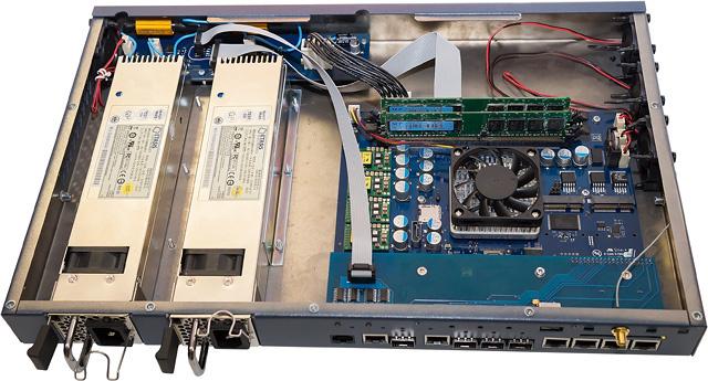 NSG-5260 - высокопроизводительный маршрутизатор и шлюз VPN