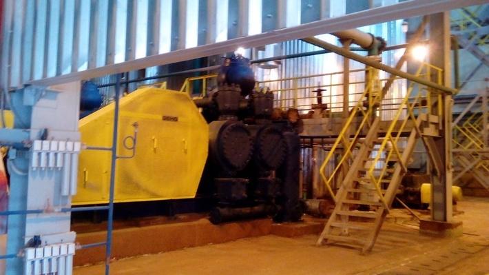 На Уральском алюминиевом заводе открыт участок автоклавного выщелачивания