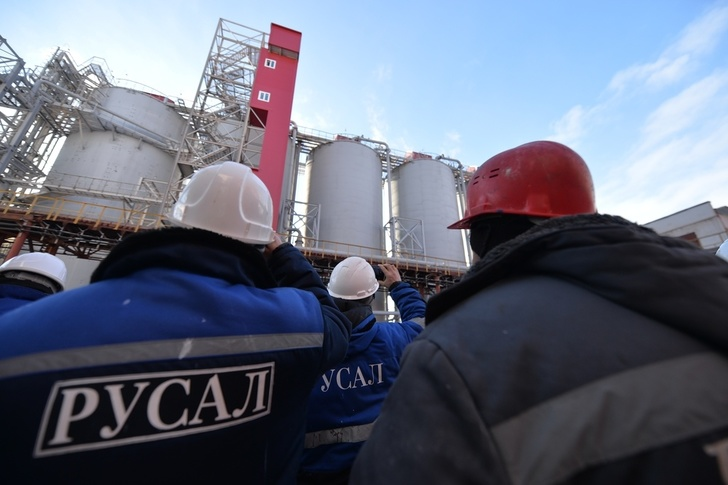 На Уральском алюминиевом заводе запущен реконструированный модуль глинозёмного производства