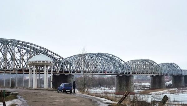 На Курском направлении МЖД началась реконструкция моста через Оку