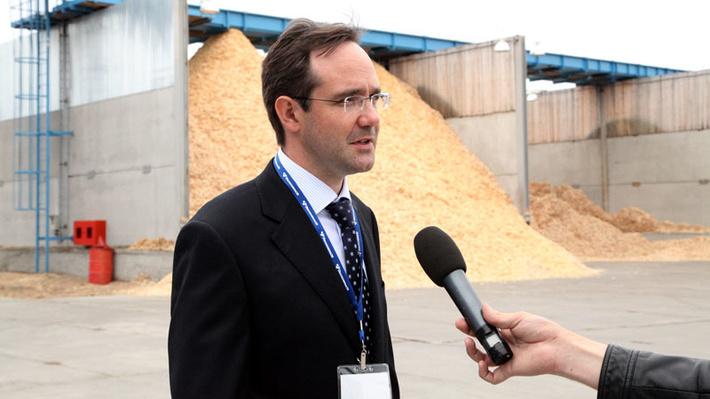 генеральный директор ЗАО «Лесозавод 25» Дмитрий КРЫЛОВ