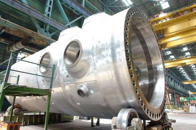 Китайская АЭС Тяньвань получила парогенераторы Ижорских заводов