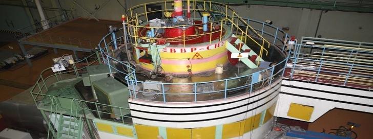 Реактор ВВР-СМ