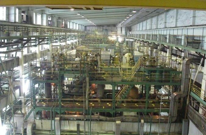 Сублиматный завод СХК