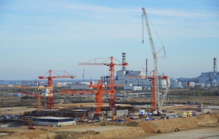 На Курской АЭС-2 началось сооружение второго в России инновационного энергоблока ВВЭР-ТОИ